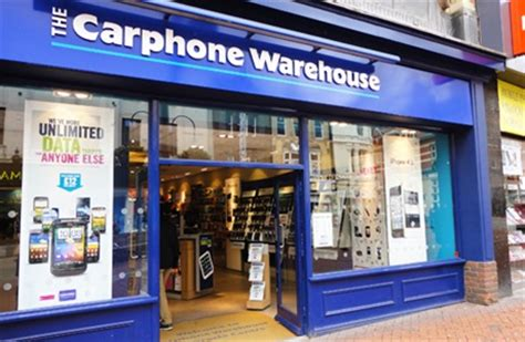 Carphone Warehouse Gift Card - carphone warehouse technology the oracle shopping centre reading