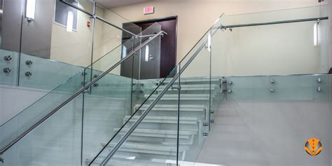 Interior Glass Railing Lubrizol Corp Viva View Glass