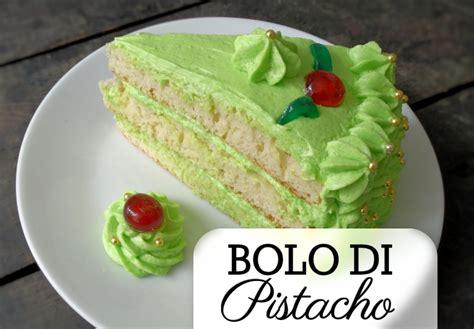 di bolo bolo di pistacho antilliaanse pistachenoten taart recept