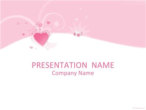 free valentine s day powerpoint template 5