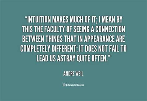 love quotes  intuition quotesgram