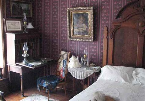 haunted mansion bedroom old prairie town topeka kansas