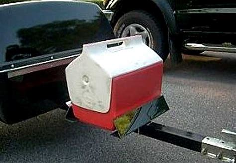 Trailer Tongue Rack by Adjustable Cooler Rack For Your Trailer Tongue