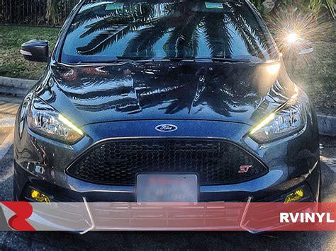 2015 focus st tail light tint rtint 174 ford focus 2015 2016 headlight tint film