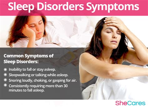 7 Signs You Sleeping Problems by Sleep Disorders Shecares
