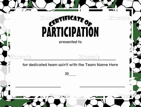 soccer certificates templates soccer certificate templates printable kiddo shelter