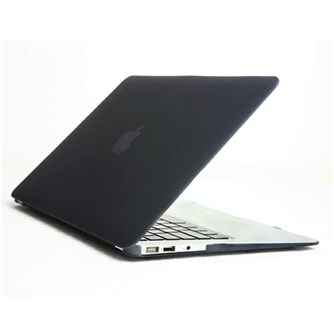Macbook Air 13inch Black Matte black matte rubberized cover 11 colors for apple macbook air 13 13 3 inch free