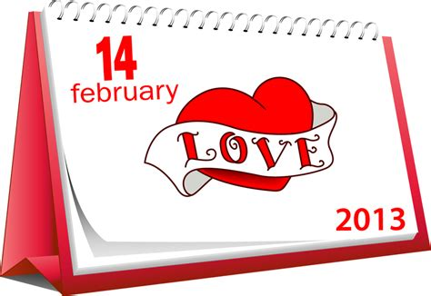 when is s day in 2014 happy valentines day clip