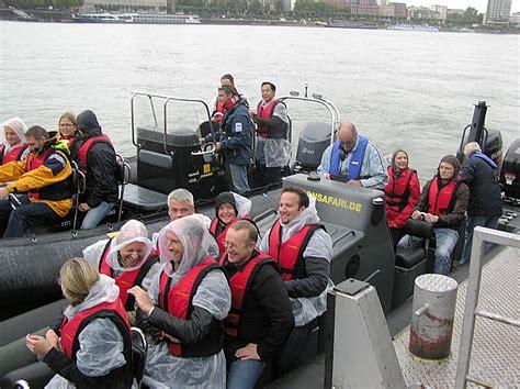 speedboot köln koeln duesseldorf actionboot safari actionsafari
