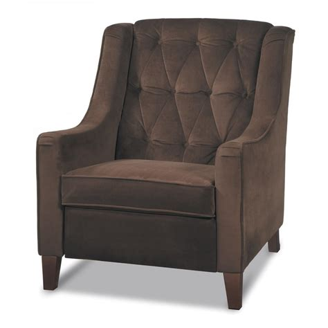 Office Accent Chair Shop Office Avenue Six Espresso Accent Chair At Lowes