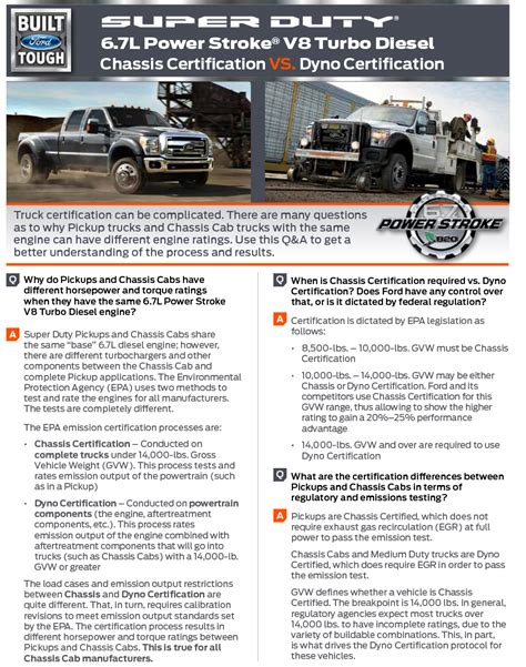 ford specifications f650 features specifications f650 supertrucks