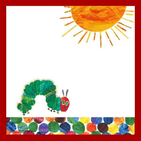 hungry caterpillar templates free free printable the hungry caterpillar baby shower