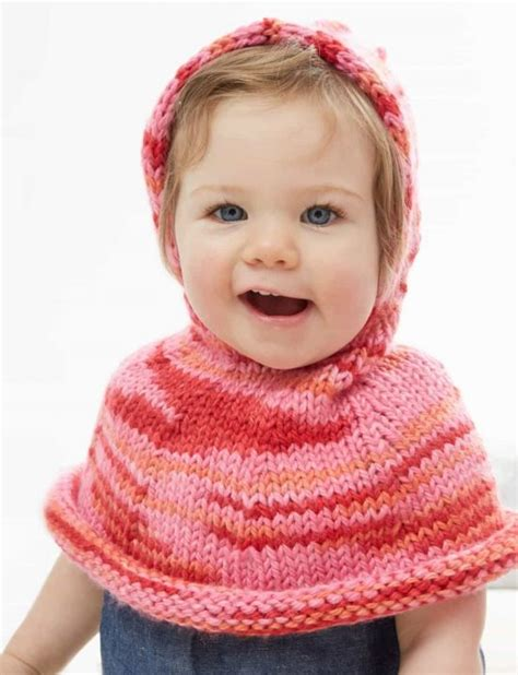 knit child poncho patterns free knitted hooded baby poncho pattern free the whoot