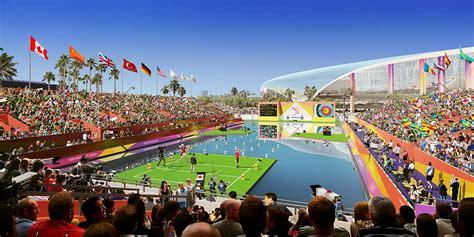 olympics venues 2024 bid new venues in los angeles 2024 olympics bid 2