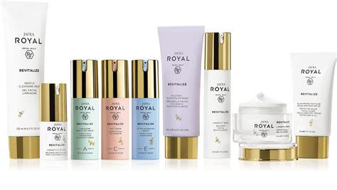 Royal Jelly Serum Jafra jafra royal revitalize skin care our most advanced age