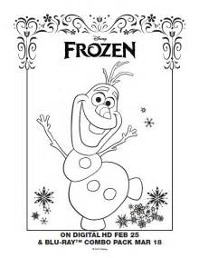 Disney frozen free printable anna elsa and olaf coloring pages grab