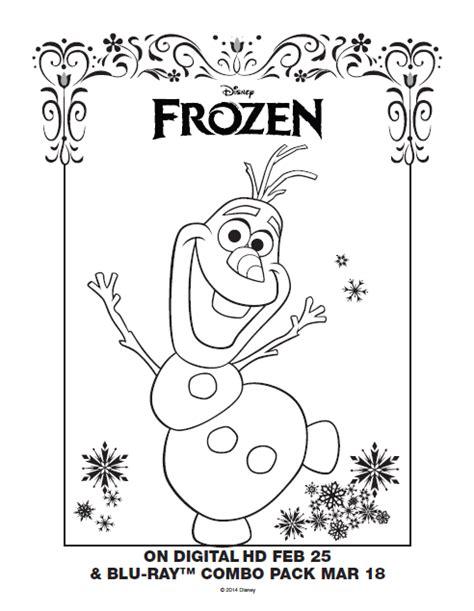 printable christmas olaf one savvy mom nyc area mom blog disney frozen free