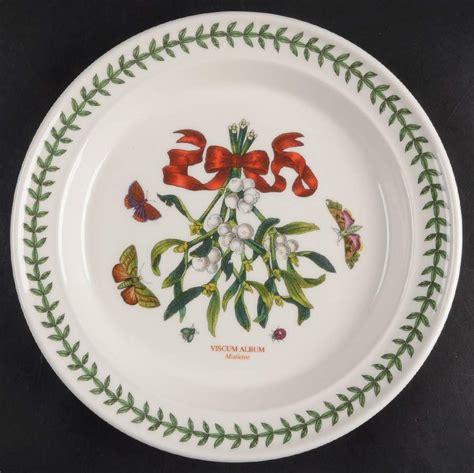 Portmeirion Botanic Garden Dinner Plate Portmeirion Botanic Garden Mistletoe Dinner Plate 2474731 Ebay