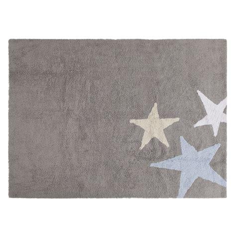 teppiche sterne teppich f 252 r kinderzimmer sterne grau blau meine kleine liebe