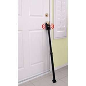 security door stop and alarm set of 2 great for hotels