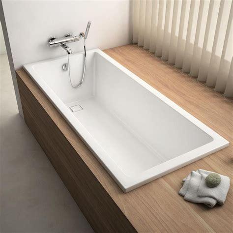 fabriquer une baignoire baignoire baignoire rectangulaire