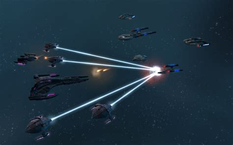 trek armada 2 fleet operations image mod db