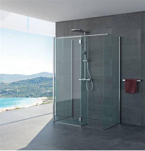 box doccia 3 pareti box doccia a quattro pareti quot kristel quot profili in acciaio inox