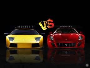Lamborghinis And Ferraris Lamborghini Or Quotes Quotesgram