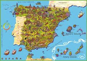 Spain On Map by Maps Update 700788 Tourist Map Of Cordoba Spain 11 Top