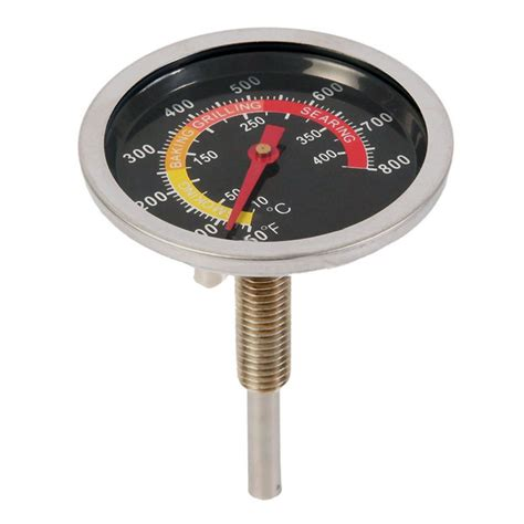 smoker grill edelstahl barbecue thermometer 50 400 stainless steel bbq