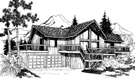a frame house floor plans modified a frame house plan 7894ld 1st floor master suite contemporary den office library