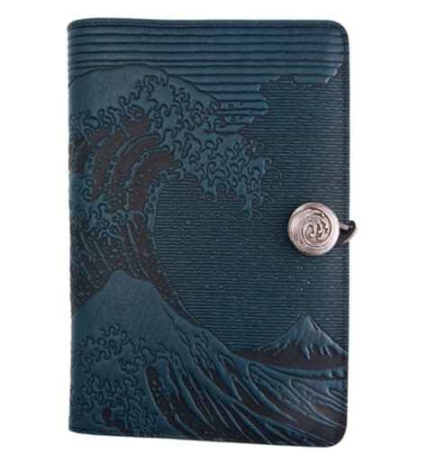 oberon design journal review oberon design wave small refillable leather journal