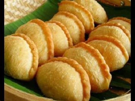 cara membuat makanan ringan untuk cemilan cara membuat pastel goreng isi ayam resep makanan ringan