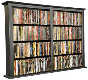 Wall Hanging Dvd Storage Wall Mounted Cabinet Double Racksncabinets