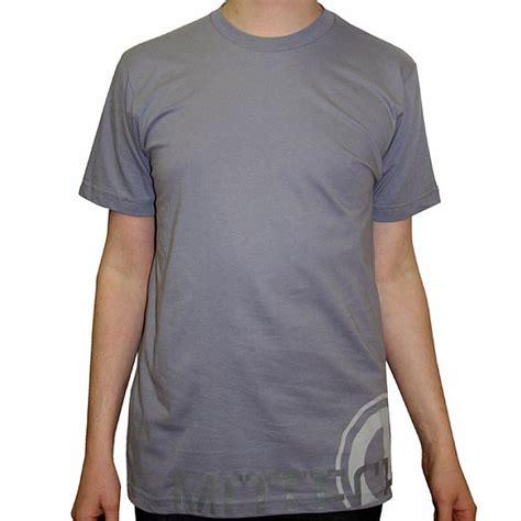 Tshirt Low N motech low motech low t shirt slate grey with grey logo