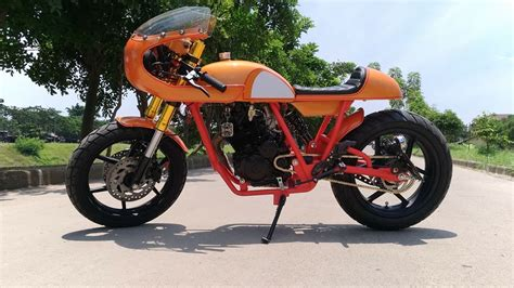 bengkel modifikasi motor tiger jakarta koleksi bengkel modifikasi motor cafe racer jakarta