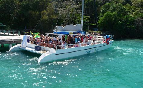 catamaran tours in jamaica day 197 of 365 things to do see eat in jamaica