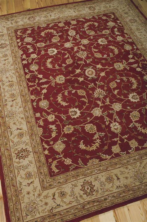 Nourison Rugs Heritage He04 Lacquer Rug By Nourison