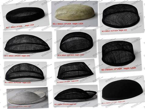 popular sinamay hat forms buy cheap sinamay hat forms lots