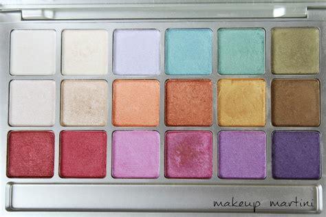 Eyeshadow Kryolan kryolan 18 colors eyeshadow variety palette in v1 review swatches price makeupmartini