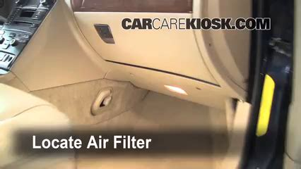 auto air conditioning repair 2003 volvo xc70 engine control 2003 2014 volvo xc90 cabin air filter check 2008 volvo xc90 3 2 3 2l 6 cyl