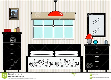 section bedroom master bedroom clipart