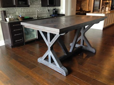 Reclaimed Chevron Dining Room Table Fama Creations Reclaimed Dining Room Table