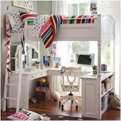 Bed And Desk For Small Room Loft Bed With Desk Student Bedroom Bedroom Decorating Ideas