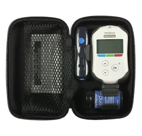 One Touch Glucose Meter onetouch verio flex blood glucose meter onetouch 174