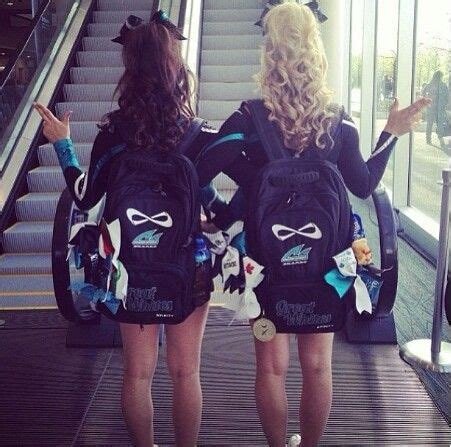 Infinity Cheer Bags Nfinity Backpacks Cheerleading My