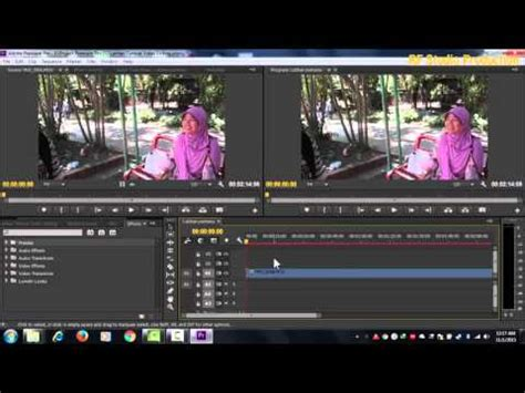 tutorial edit video dengan adobe premiere cs5 beginner video editing tutorial adobe premiere pro