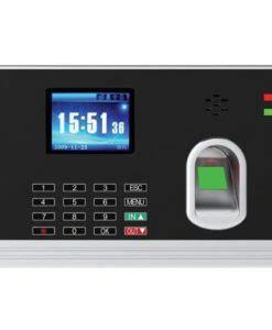 fingerprint system time attendance solutions