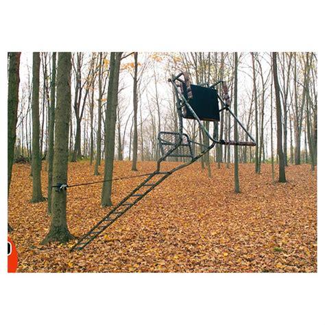 Deer Stands On Sale by Ameristep Ladder Stand Install System 597881 Ladder