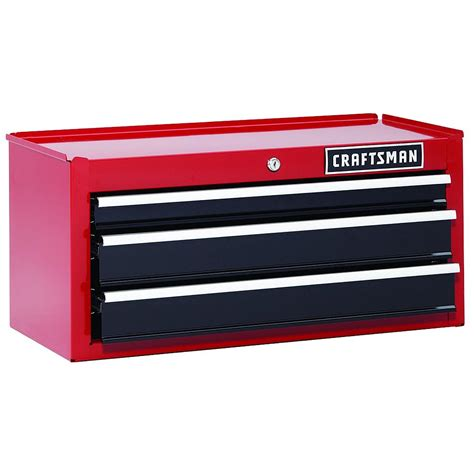 craftsman 3 drawer tool box plastic craftsman 3 drawer 26 quot tool storage steel heavy duty ball